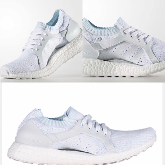 6d12218f8cb86 adidas Shoes - Adidas ultra boost lightest blue size 10